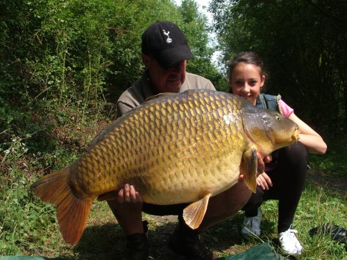 46lb Pb from Culverts Mere