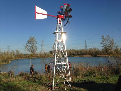 Aeration Windmill